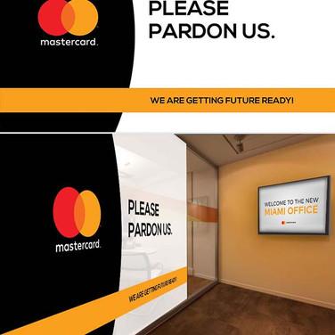 Mastercard Miami, mudanza empleados.