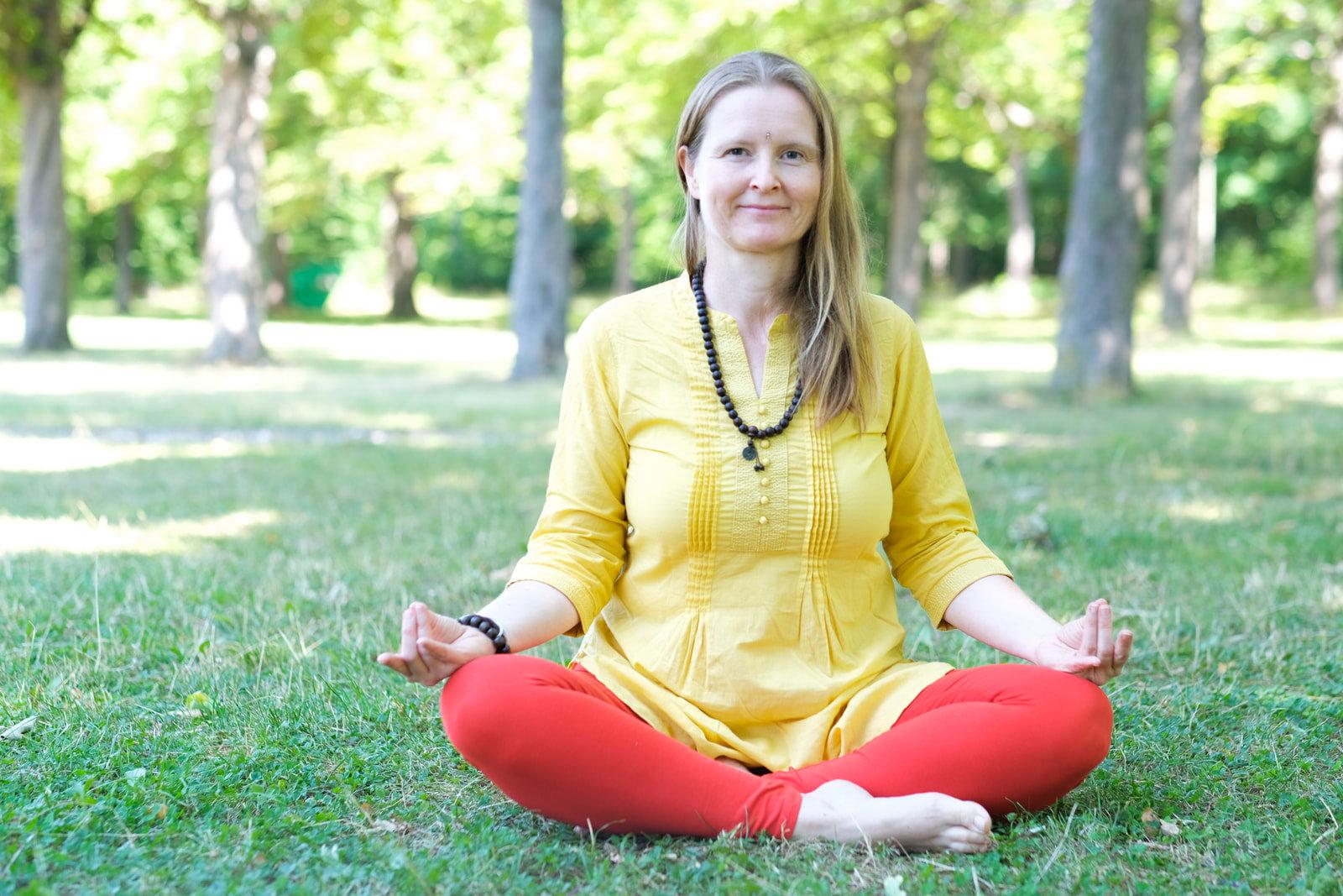 Hatha Yoga - Find your balance