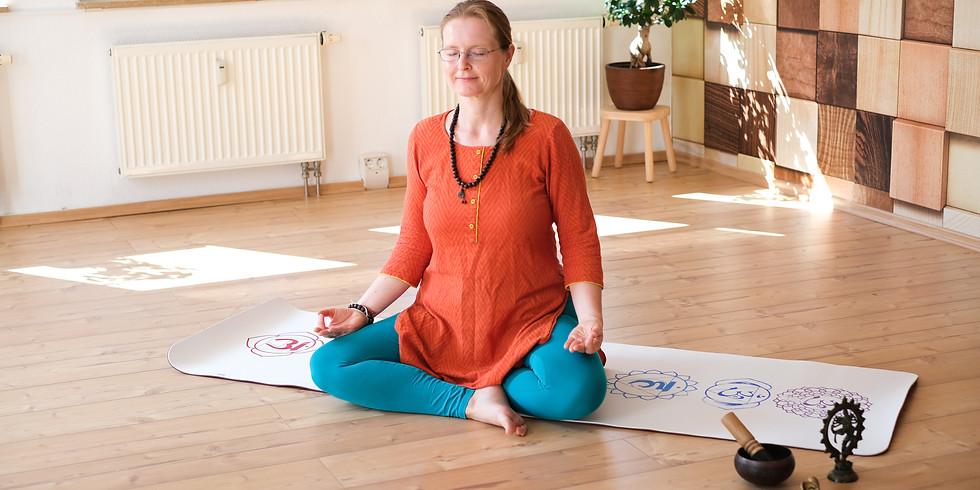 Stressfrei durch den Advent - Yoga mit Anett
