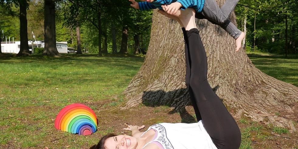 Eltern-Kind-Yoga mit Susi
