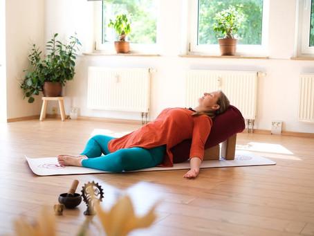 Yin Yoga Kurs gestartet