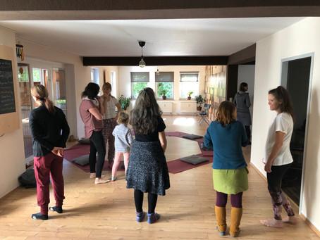 """""""Yoga & Therapie"""" - Tag der offenen Tür"""