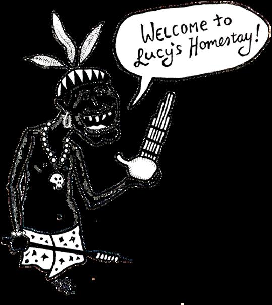 Welcome to Lucy's Homestay in Kota Kinabalu