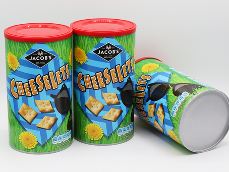pladis boosts sustainability through fully recyclable EnviroCan