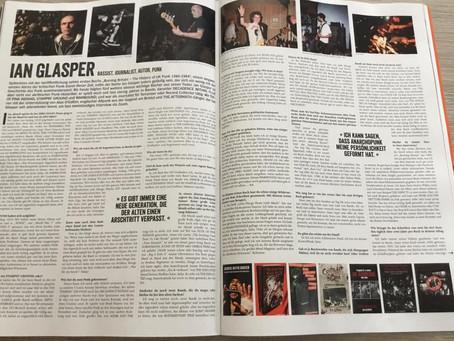 Ox zine interviews Ian Glasper