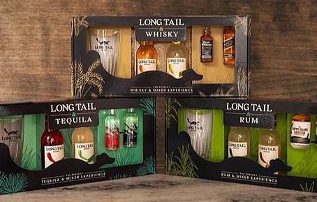 Long Tail Mongoose gift packs