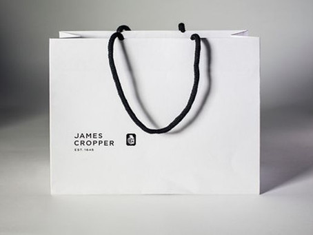 James Cropper launches 100% recycled collection for premium packaging