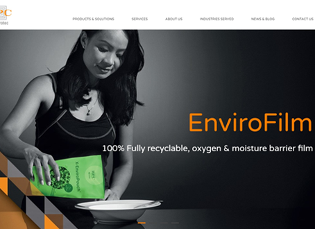 Sustainable packaging is at the heart of RPC bpi protec's new website