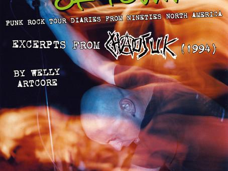 Punk rock tour diaries podcast