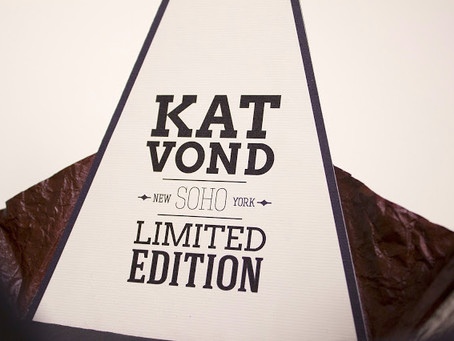An oldie but a goodie - Kat Von D and KidRobot student collaboration