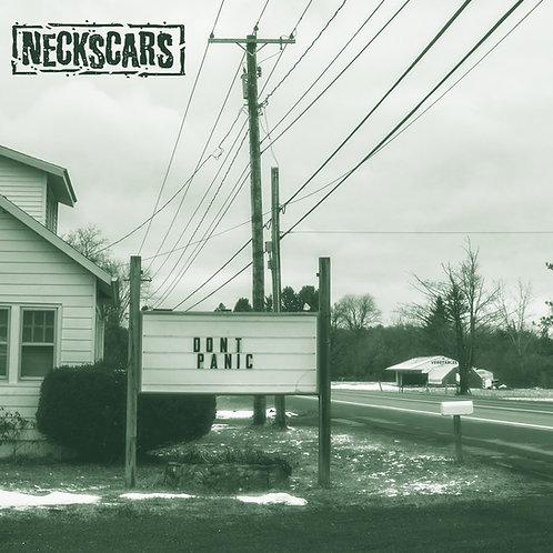 Neckscars - Don't Panic CD