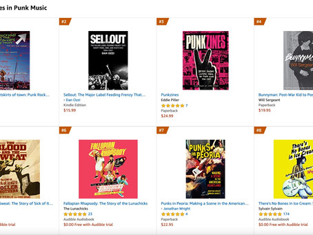 Punk rock back in the charts