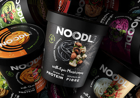Colpac's sustainable noodle pot helps Westmill Foods reach new customers