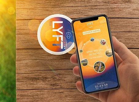 'Tap the Can' for an innovative connected consumer experience