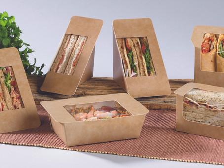 Food to go: Colpac launches extension to Zest Eco packaging heat seal range