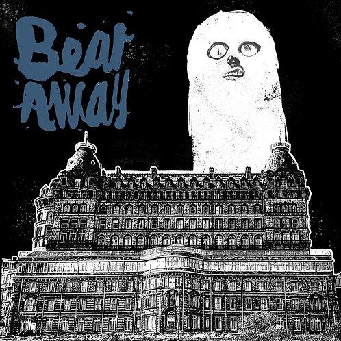 "Bear Away - Old friends/East coast clear vinyl 7"""
