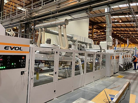 Rigid investment meets growing demand for corrugated packaging