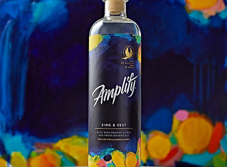 The Label Makers produce vibrant new label for alcohol free spirit