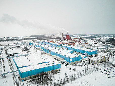 Production starts at Stora Enso's Oulu Mill