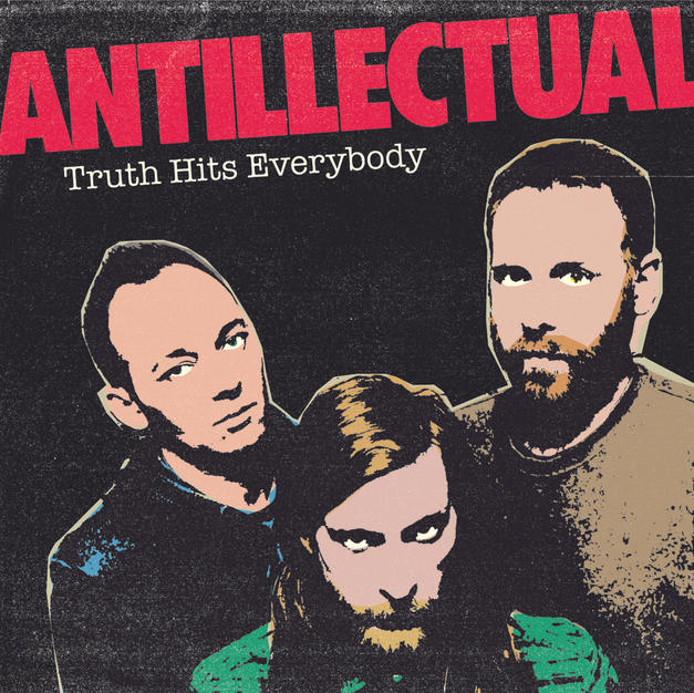 """IGN284 Antillectual - Covers 7"""" EP"""