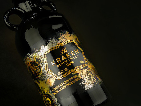 Arrh! The Label Makers create mystique with Kraken label