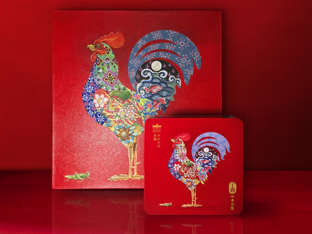 Golden Dragon goes for Chickens and Rabbits
