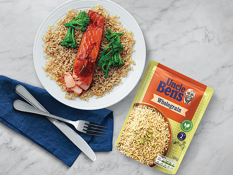 First look at Mars Food's recyclable microwave rice pouch