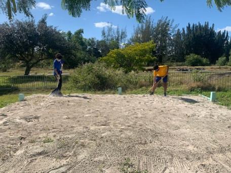 Tidying the Sandbox