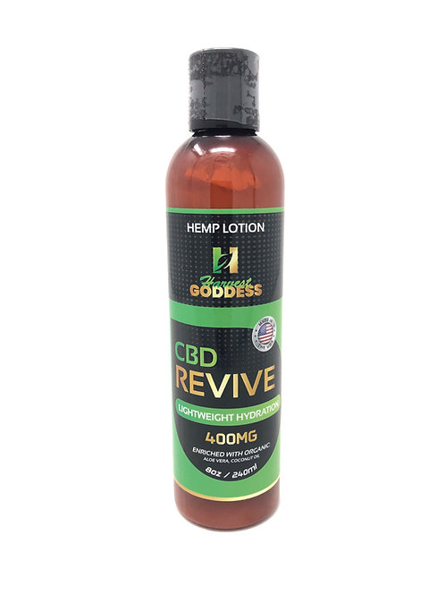 CBD Revive Lotion