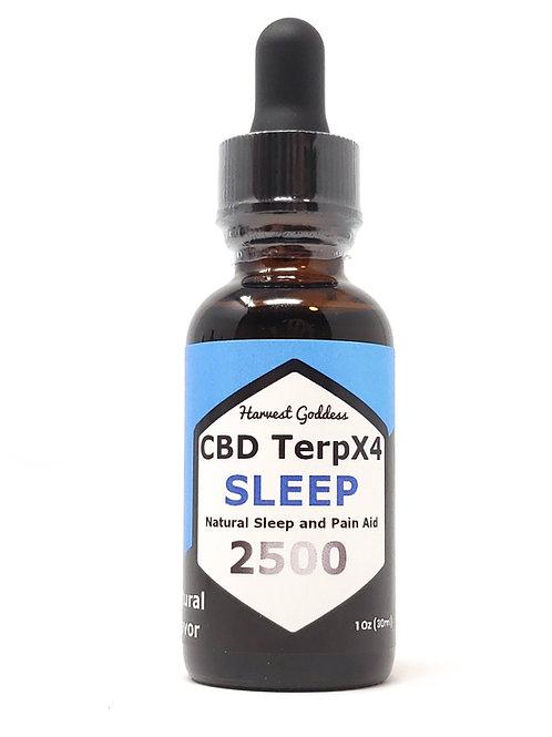 CBD Terpx4 Sleep