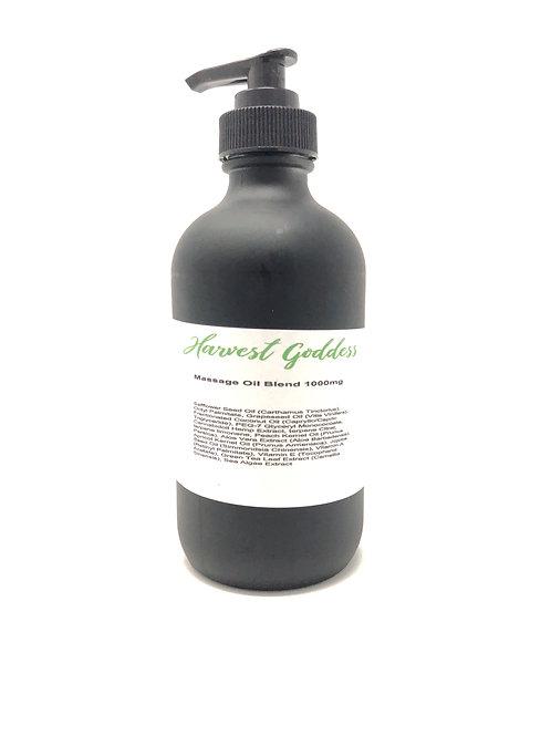 Massage Oil Blend