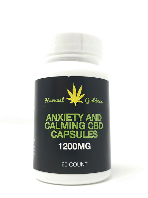 Anxiety & Calming Capsules