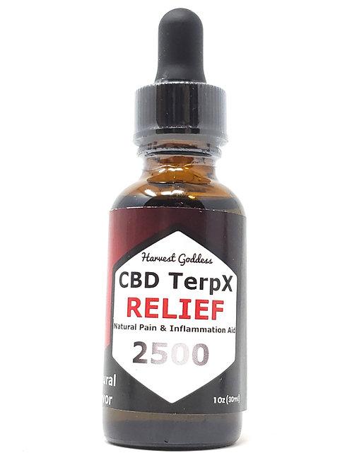 CBD TerpX Relief