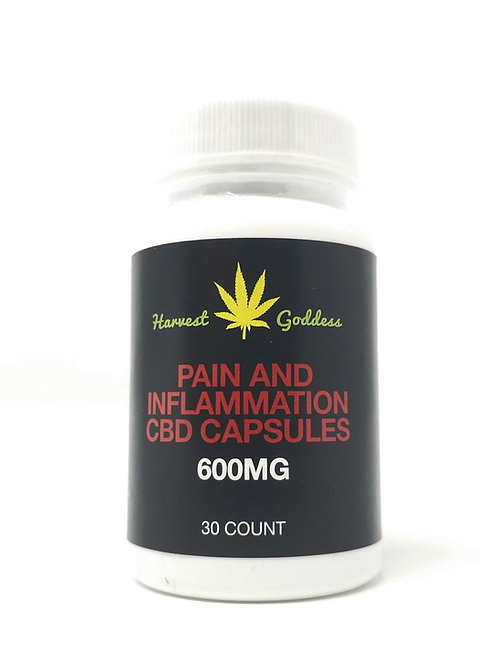 Pain & Inflammation Capsules