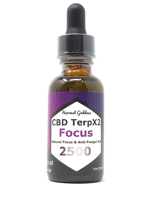 CBD Terpx2 Focus