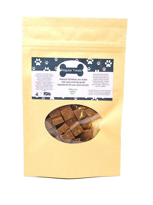 Regular CBD Pet treats