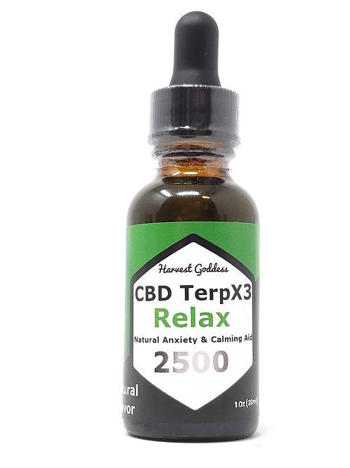 CBD Terpx3 Relax