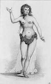 Chudleigh as Lady Godiva