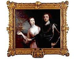 The Duke and Duchess of Richmond