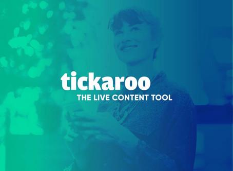 Tickaroo: Kein Spiel mehr verpassen