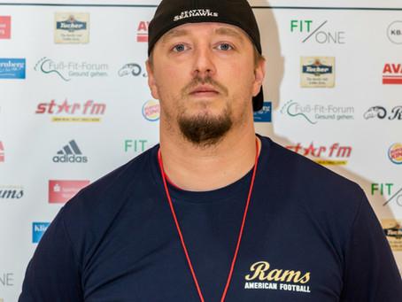 Amberg Mad Bulldogs verpflichten Salimir Mehanovic