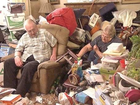 Hoarding and Seniors – The Dangers