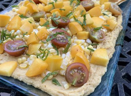 Summer Hummus