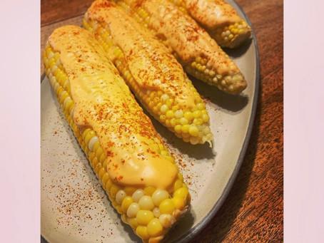 Vegan Cayenne Corn