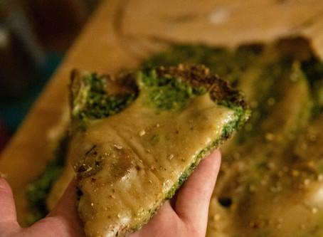 Vegan and Gluten Free Cauliflower Crust