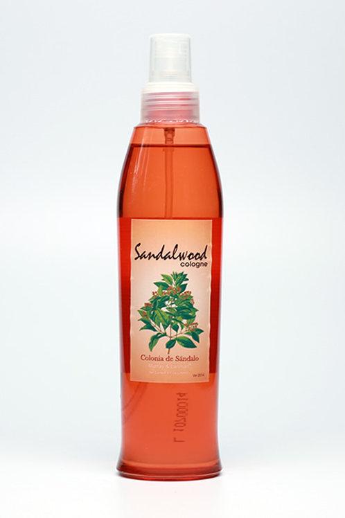Cologne Sandelwood 250 ml