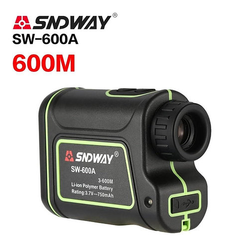 Sndway SW-600A Distance and Speed Measure, 600 Meters