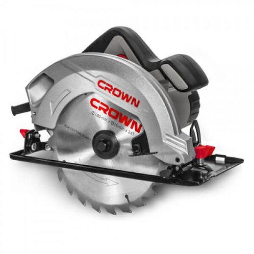 Crown CT15199-185 Circular Saw 1200W 185mm | صينية قطعية 1200 وات 185 ملى كراون