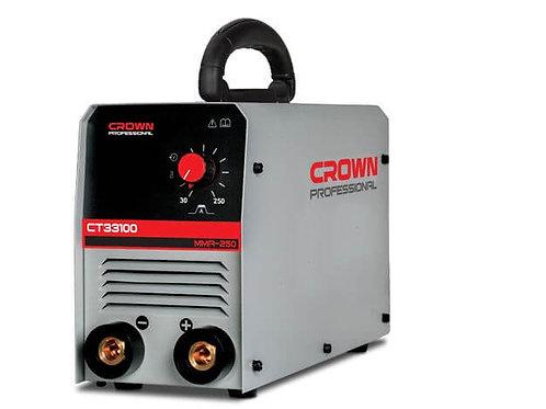 Crown CT33100 Digital Welding Machine 200A | ماكينة لحام ديجيتال 200 امبير كراون