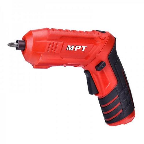 MPT MCSD4006.1 Cordless Screwdriver 4V | مفك ربط 4 فولت ام بي تي